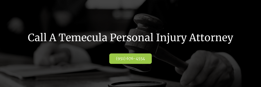 Temecula Personal Injury Lawyer