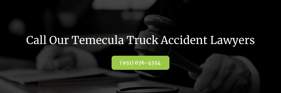Temecula Truck Accident Lawyer